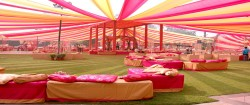 R Bindra Tent House in Delhi