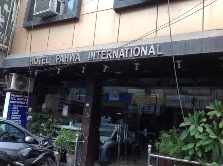 Hotel Pahwa International in Delhi