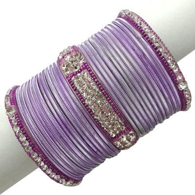 Indian Bangle Store in Delhi